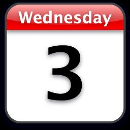 Calendario icona