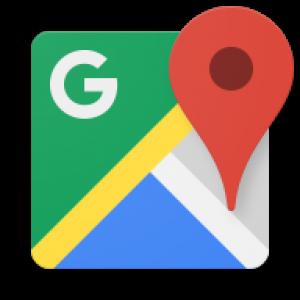 Google Maps icona
