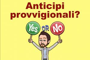 Anticipi Provvigionali 2