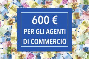 600 euro per gli agenti di commercio inps partita iva