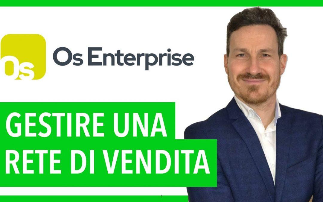Come gestire la rete vendita con il software OS Enterprise