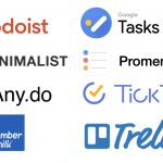 7+1 migliori app per le to do list (e per aumentare la produttività)